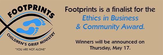 Footprints Children's Grief Ministry