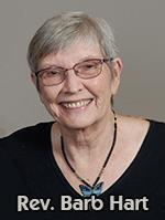Rev. Barb Hart
