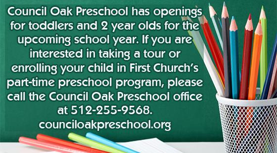 Council Oak Preschool