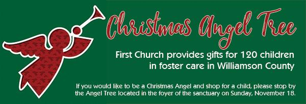 Christmas Angel Tree