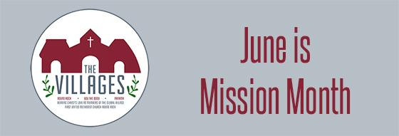 Mission Month