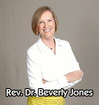 Rev. Dr. Beverly Jones