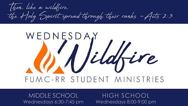 Wednesday Wildfire