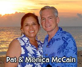 Pat and Monica McCain
