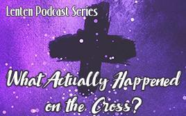 Lenten Podcast