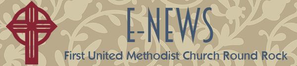 First Church E-News