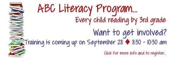 ABC Literacy Training