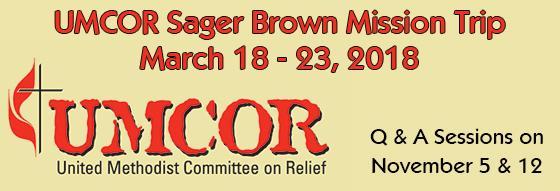Sager Brown Mission