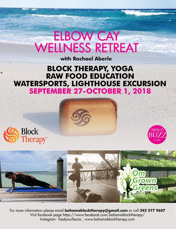 Elbow Cay Wellness Retreat with Rachael Aberle