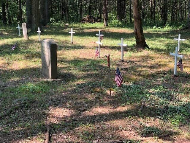 Black Cemetery July 2018