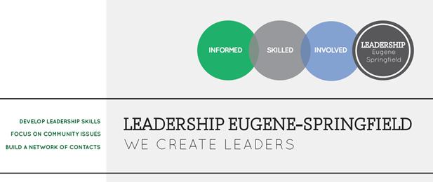 Leadership Eugene-Springfield logo  sc 1 st  Eugene Area Chamber of Commerce & Eugene-Springfield Area News | Eugene-Springfield Area | Eugene Area ...