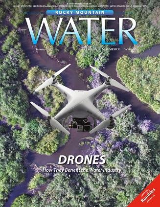 Rocky Mountain Water magazine