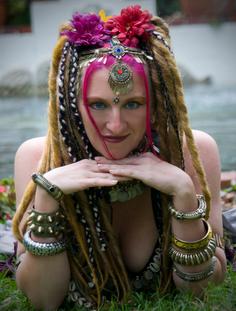 Tribal Muses Cat