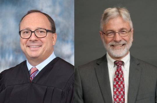 Ventura County Superior Court Judges Matthew Guasco and Brian Back