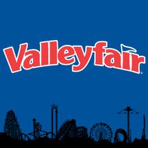 Valleyfair Two _2_ Admission Tickets