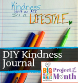 DIY Kindness Journal