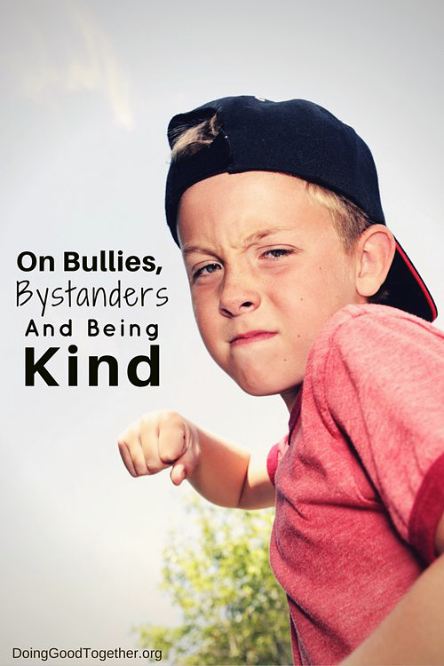 Bullying and Bystanding