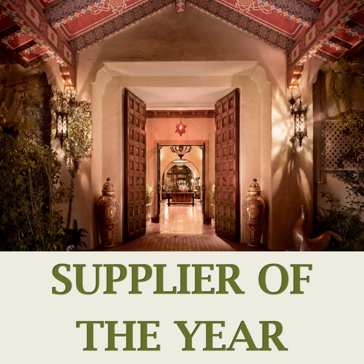 Supplier of the Year Nomination Form