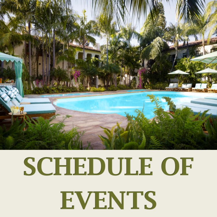 Schedule of Events & General Information