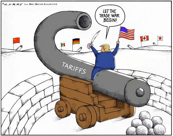 Let the trade wars begin!