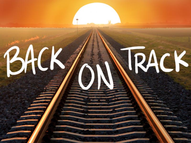 Back on track?