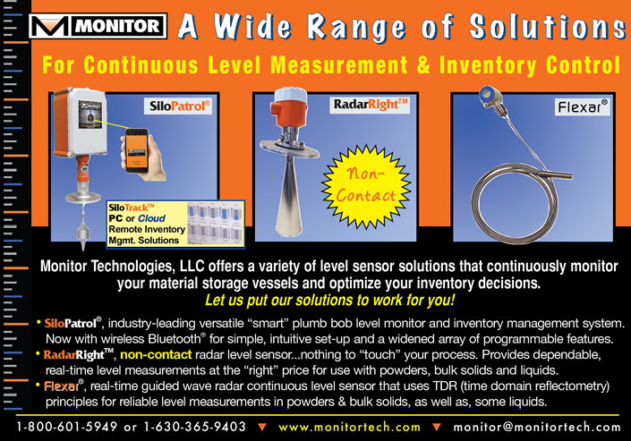 Continuous Level Solutions