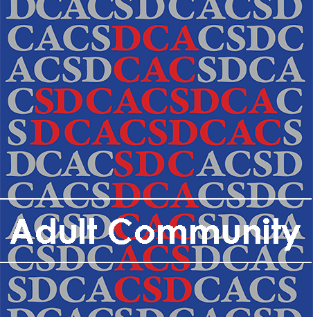 adult community logo