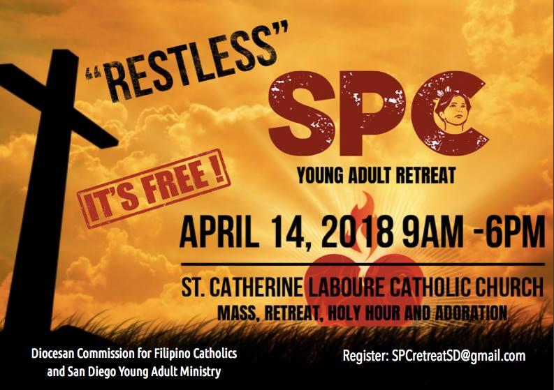 YAM april retreat