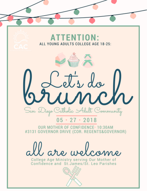 brunch college may