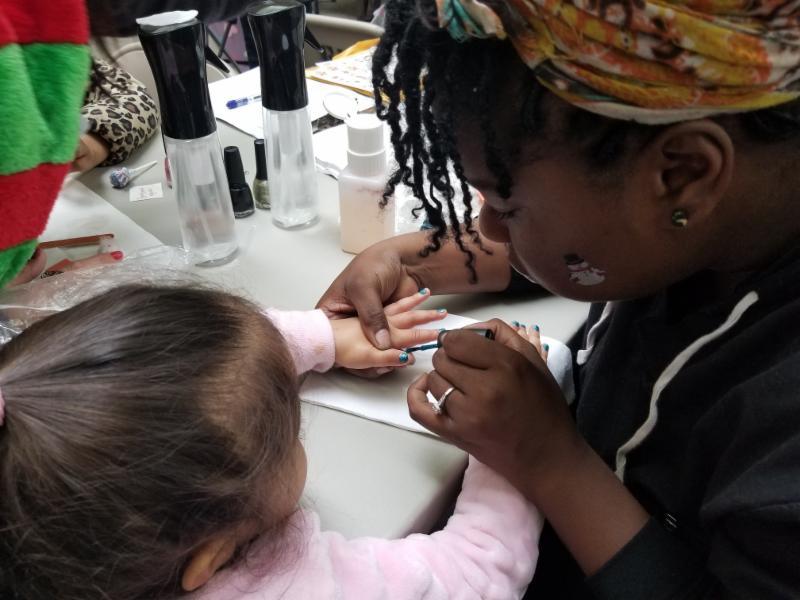 Mini manicure