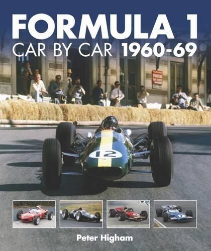 FORMULA 1 CAR BY CAR 1969-69