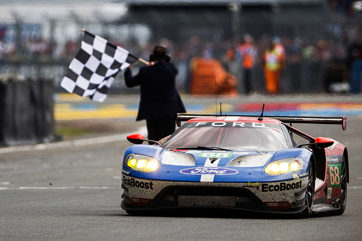Topspeed Has Announced They Will Produce The Class Winning Ford Gt In   Scale Resin For Release In The Spring Of