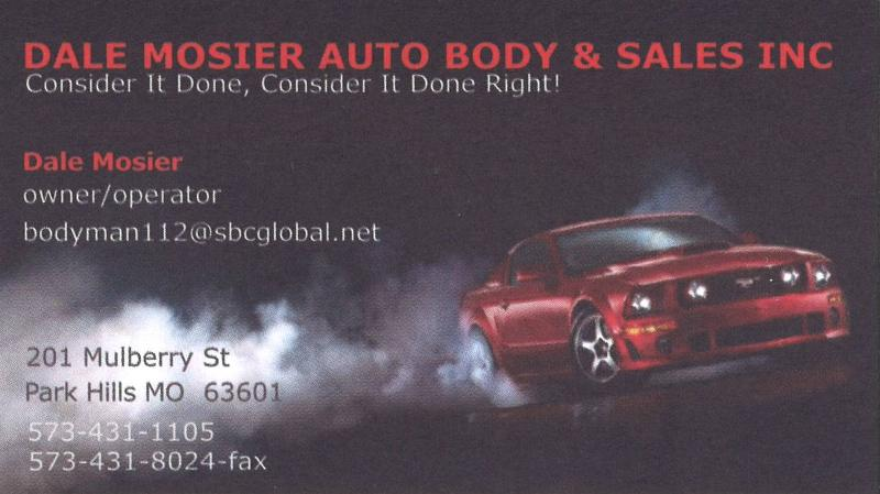Dale Mosier Auto Body