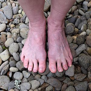 Yoga Feet
