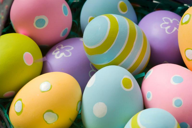 its fun to color easter eggs pink and yellow and lavender eggs are part of the easter tradition and of course kids love colors and you can now choose