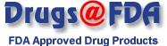 drugs at fda logo