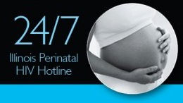 HIV Pregnancy Hotline 1-800-439-4079