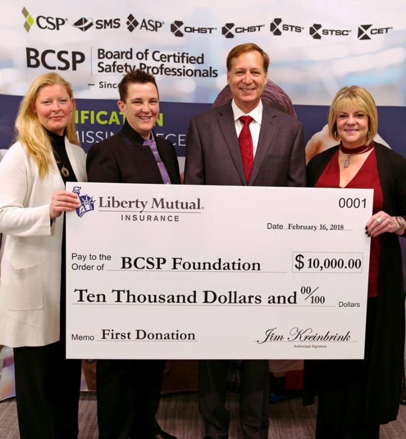 BCSP First Quarter 2018 eNewsletter