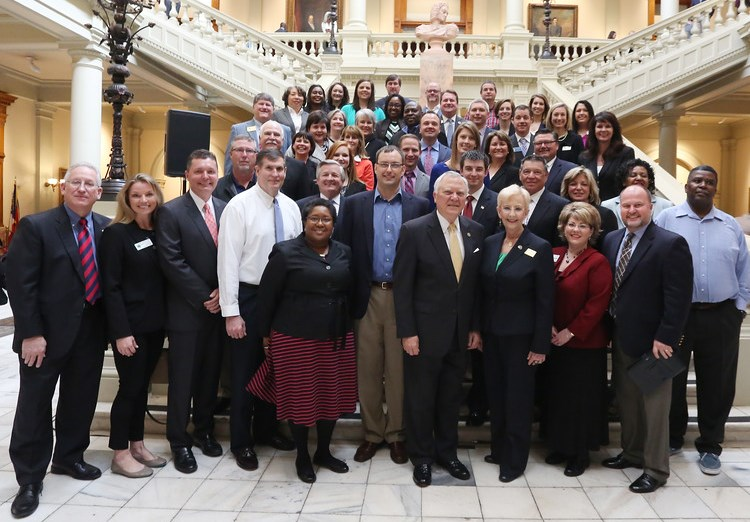 GACCE Day at the Capitol