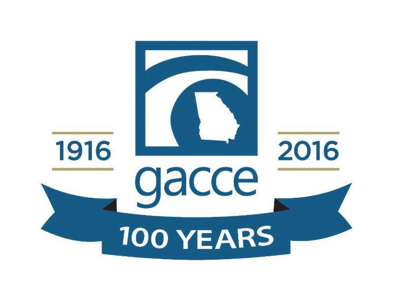 GACCE 100 Year Logo
