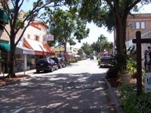 cocoa beach town