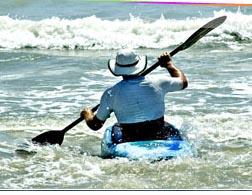 nsb kayaking