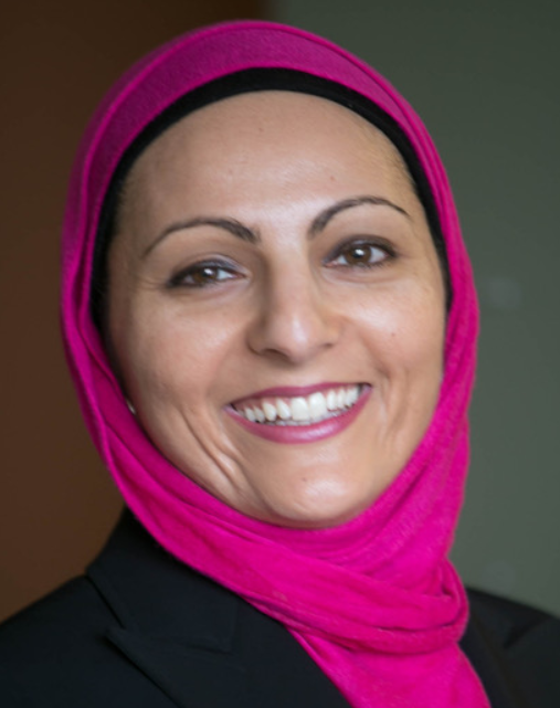 Aneelah Afzali, executive director American Muslim Empowerment Network (MAPS-AMEN)