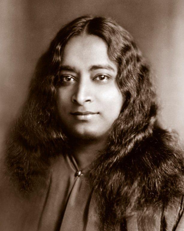 Paramahansa Yogananda in 1926