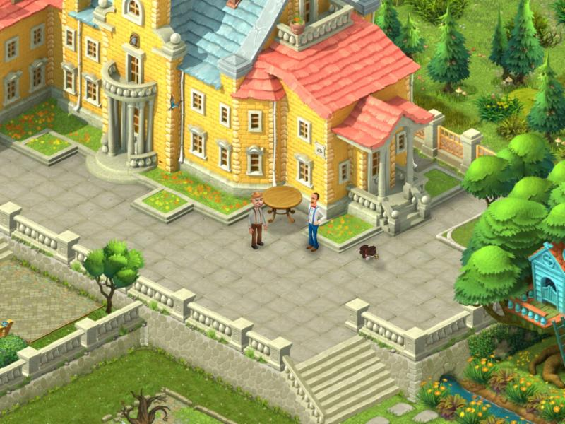 IDreamSky Will Be Bringing Match 3 Game Of The Year, Gardenscapes, To  Chinau0027s Android Market