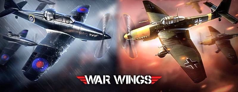 War Wings Tops App Charts Following Global Launch (iOS/Android