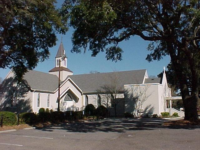James Island Presbyterian Church