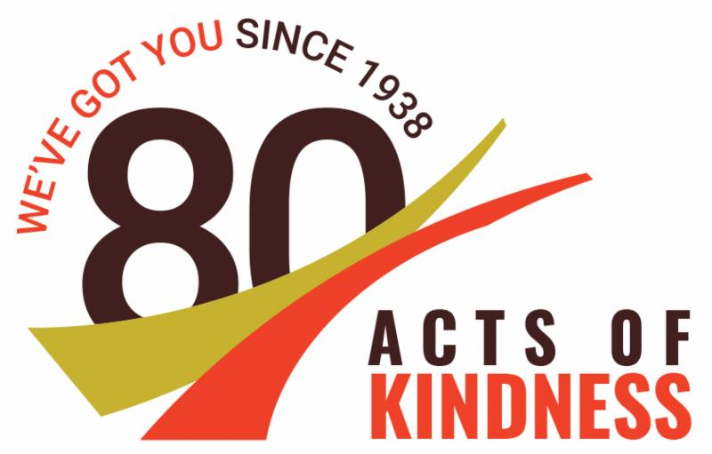 80 Acts of Kindness