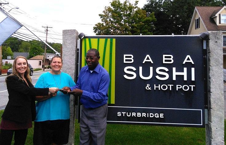 Baba Sushi Donation