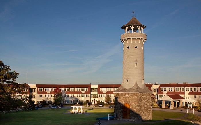 The Overlook Tower